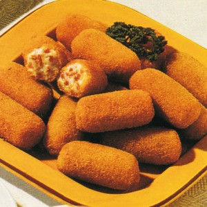 Croquetes carn d'olla