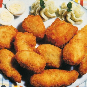 Nuggets pollastre